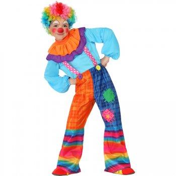 Déguisement de Clown Pistache