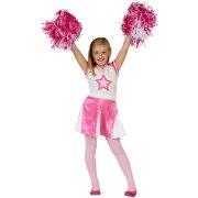 Déguisement de Pom-Pom Girl 5-6 ans
