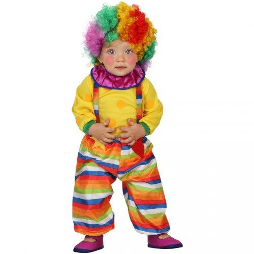 Déguisement Bébé Clown