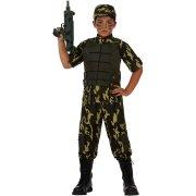 D�guisement de Militaire Commando