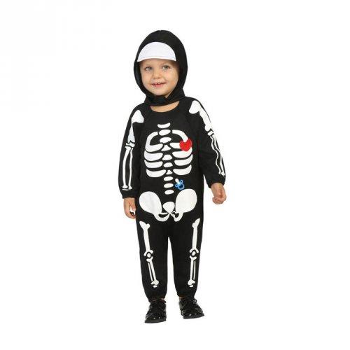 Déguisement Baby Squelette