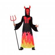 Déguisement Diable Enflammé