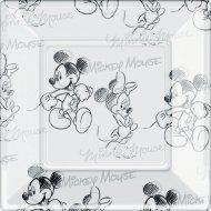 8 Assiettes Mickey et Minnie