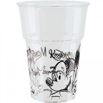 8 Gobelets Mickey et Minnie