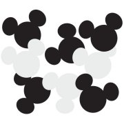 Confettis Mickey et Minnie