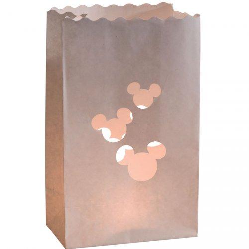 3 Lanternes Mickey et Minnie