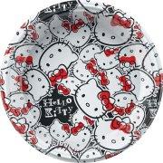 8 Assiettes Hello Kitty Fun