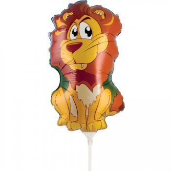 Ballon Mylar Lion