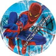 Assiette Spiderman en mélamine