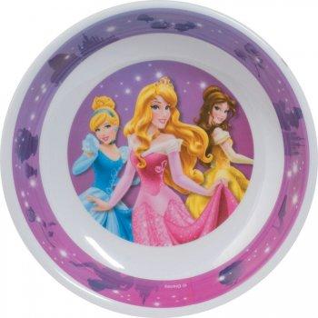 Assiette Princesses Disney en Mélamine
