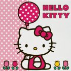 20 Serviettes Hello Kitty Tulipe