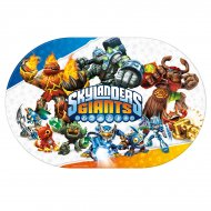 Set de table Skylanders