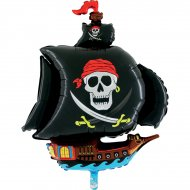 Ballon Géant Pirate (104 cm)