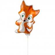 Ballon sur Tige Fox le Renard
