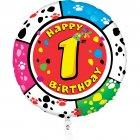 Ballon Hélium Animalon 1 an