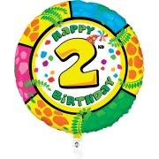 Ballon � plat Animalon 2 ans