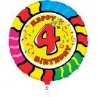 Ballon � Plat Animalon 4 ans