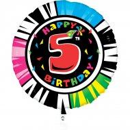 Ballon Hélium Animalon 5 ans