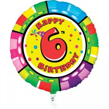 Ballon à Plat Animalon 6 ans