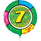 Ballon � Plat Animalon 7 ans