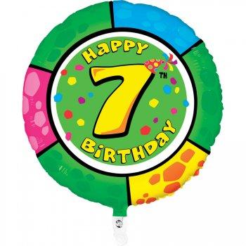 Ballon à Plat Animalon 7 ans