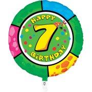 Ballon Hélium Animalon 7 ans