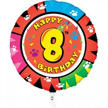 Ballon à Plat Animalon 8 ans