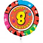 Ballon H�lium Animalon 8 ans