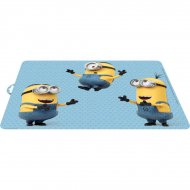 Set de table Minions en plastique