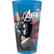Grand Verre Avengers en Polypropylène