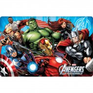 Set de Table Avengers Rassemblement