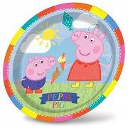 8 Assiettes Peppa Pig Summer