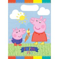 8 Pochettes Cadeaux Peppa Pig Summer