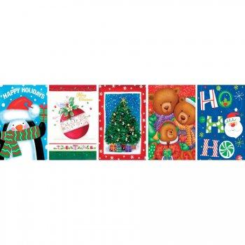 5 Cartes de Voeux Noël