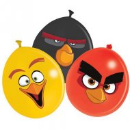 12 Ballons Angry Birds Le film