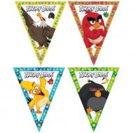 Guirlande Fanions Angry Birds le Film
