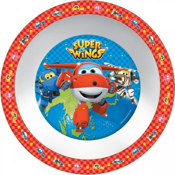 Bol Super Wings en Mélamine (15 cm)