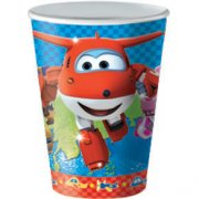 Verre Super Wings en Polyproprylène (25 cl)