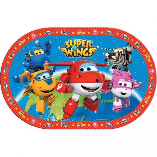 Set de Table Super Wings en plastique (44 cm)