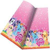 Contient : 1 x Nappe My Little Pony Rainbow