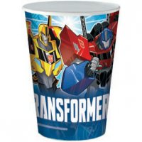 Contient : 1 x 8 Gobelets Transformers