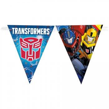 Guirlande Fanions Transformers (3,60 m)