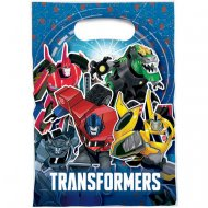 6 Pochettes Cadeaux Transformers