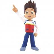 Figurine Ryder (Pat Patrouille) - Plastique Bonhomme pantalon bleu