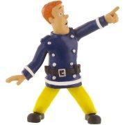 Figurine Sam le Pompier - Plastique