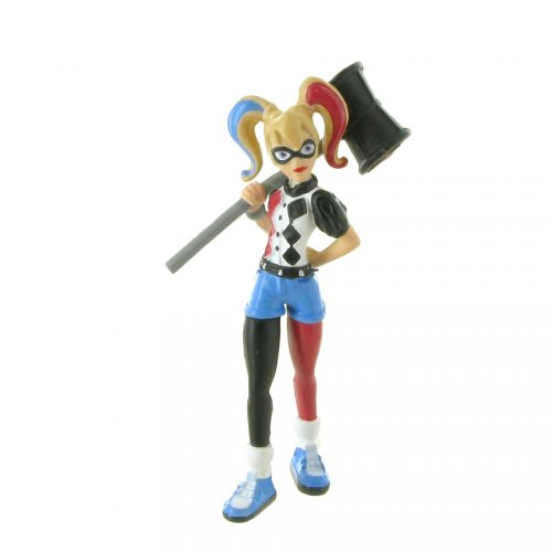 Figurine Harley Quinn - DC Super Hero Girls