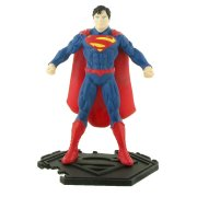 Figurine Superman (9 cm) - Plastique