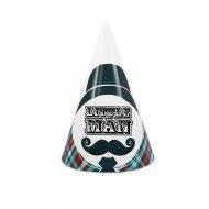 8 Chapeaux Little Man Moustache