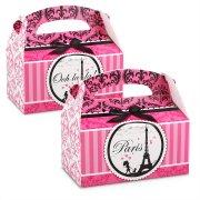 4 Bo�tes Cadeaux Paris �l�gance