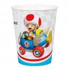 8 Gobelets Mario Kart Wii